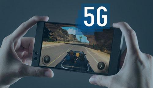 Los videojuegos y el 5G