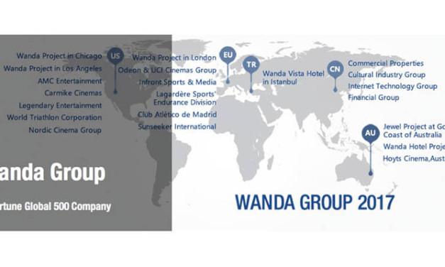 Wanda Hotel Development adquiere otras dos filiales
