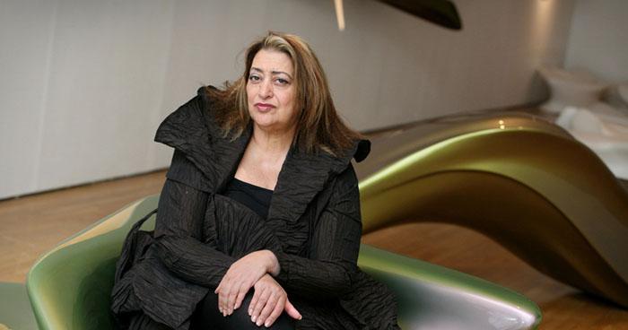 Zaha Hadid, la arquitecta britanica que transformo la arquitectura geometrica